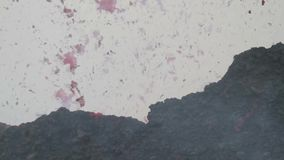 Брызгает лавы сток-видео