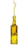 Брызгать бутылки Стоковые Фотографии RF