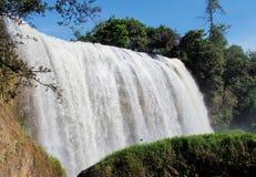 Брызг водопада Стоковые Изображения RF
