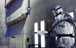 брызг колеривщика стоковое фото rf