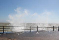 Брызг моря Стоковое Изображение