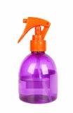брызг продукта волос внимательности бутылки Стоковые Изображения