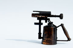 брызг пушки старый Стоковое Фото