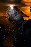 брызг широко Стоковые Фото