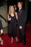 Брэд Питт, Дженнифер Aniston стоковая фотография