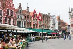 Брюгге Бельгия стоковое фото