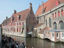 Брюгге, Бельгия стоковое изображение rf