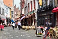 Брюгге Бельгия Стоковая Фотография RF