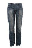 брюки голубых джинсов стоковые изображения rf