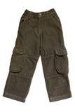 брюки детей стоковое изображение rf