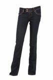 брюки джинсовой ткани стоковое изображение