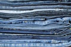 брюки джинсыов стоковая фотография