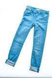 Брюки джинсов стоковая фотография rf