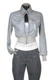 брюки куртки кожаные стоковые фото