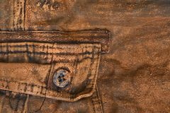 Брюки с грязью стоковое изображение