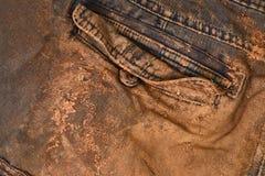 Брюки с грязью стоковые изображения rf