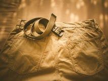 Брюки Чино стоковое фото rf