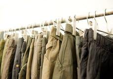 брюки стоковые фотографии rf