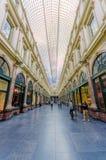 БРЮССЕЛЬ, БЕЛЬГИЯ - 11-ОЕ АВГУСТА 2015: Galerie Стоковое фото RF