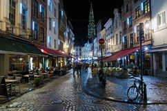 Брюссель стоковое фото