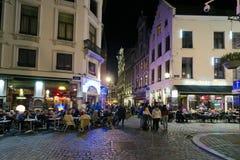 Брюссель стоковое изображение