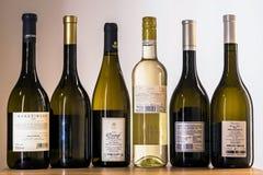 Будапешт/Венгрия - 01-21-2018: Венгерская дегустация вин если вы говорите Tokaj, то, я говорю ЗАД Furmint стоковые изображения rf