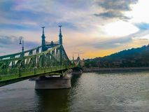 Будапешт самый изумительный город в мире стоковые изображения rf