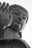 Будда большой Стоковые Фотографии RF