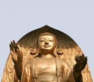 Будда грандиозный Стоковая Фотография