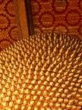 Будда детализирует идол Стоковое Фото