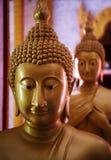 Будда золотистый Таиланд Стоковое Изображение