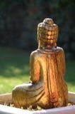 Будда золотистый Стоковые Фото