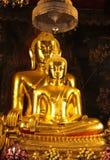 Будда золотистый Стоковая Фотография RF