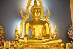 Будда золотистый Стоковое фото RF