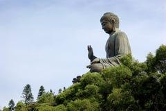 Будда Hong Kong Стоковые Фото