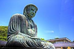 Будда kamakura Стоковое Фото