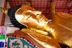 Будда lampang2 Стоковое фото RF