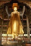 Будда mandalay стоковое изображение