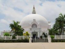 Будда Vihar Стоковое Фото