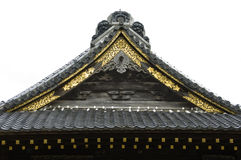 буддийская крыша стоковые изображения rf