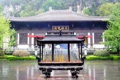 буддийская святыня guilin фарфора Стоковые Изображения RF
