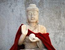 буддийская старая статуя Стоковые Фотографии RF