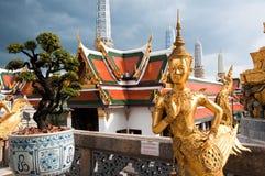 буддийская статуя Стоковые Фотографии RF