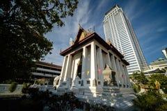 Буддийская церковь стоковые изображения rf