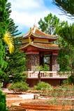буддийский висок Вьетнам Стоковые Фотографии RF