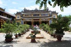 буддийский висок сада Стоковая Фотография RF