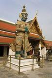 буддийский висок статуи Стоковое Изображение