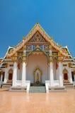 буддийский висок тайский Стоковое Изображение