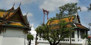 буддийский висок стоковые фото