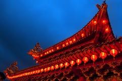 Буддийский висок Стоковое Изображение RF
